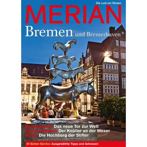 Merian Magazin Bremen 12/2010