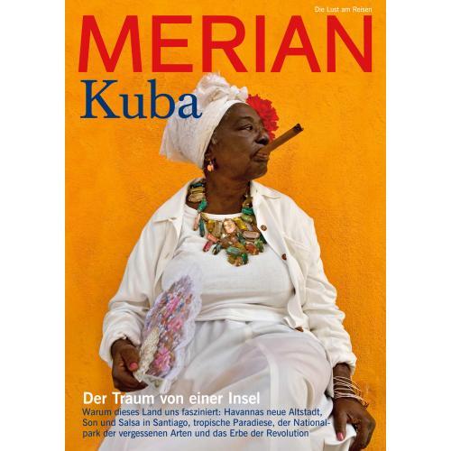 Merian Magazin Kuba 01/2018