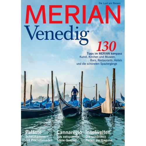 Merian Magazin Venedig 02/2016