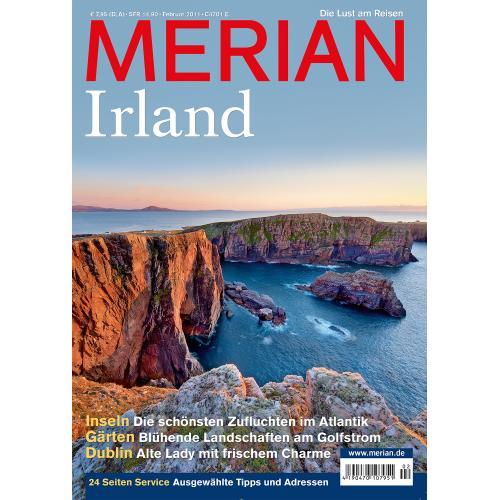 Merian Magazin Irland 02/2011