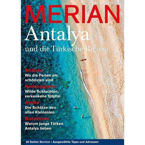 Merian Magazin Antalya und die Türkische Riviera 04/2011