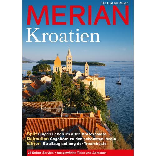 Merian Magazin Kroatien 06/2011