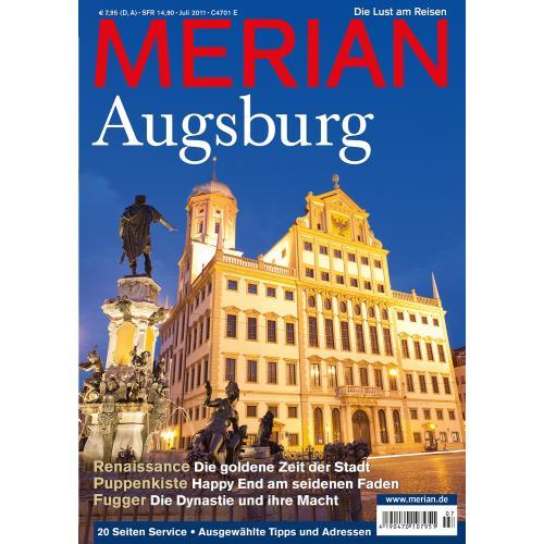 Merian Magazin Augsburg 07/2011