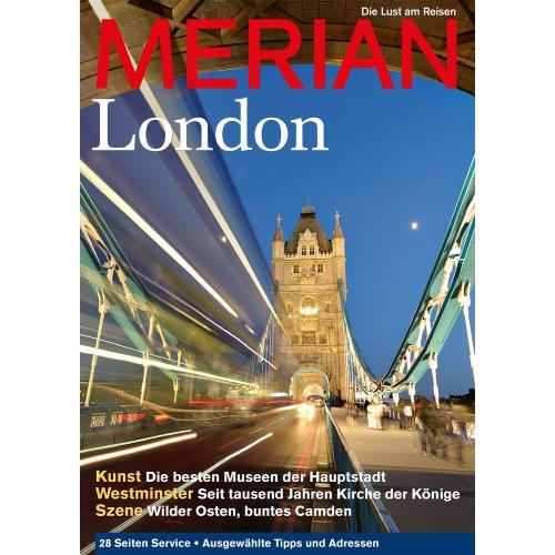 Merian Magazin London 10/2011