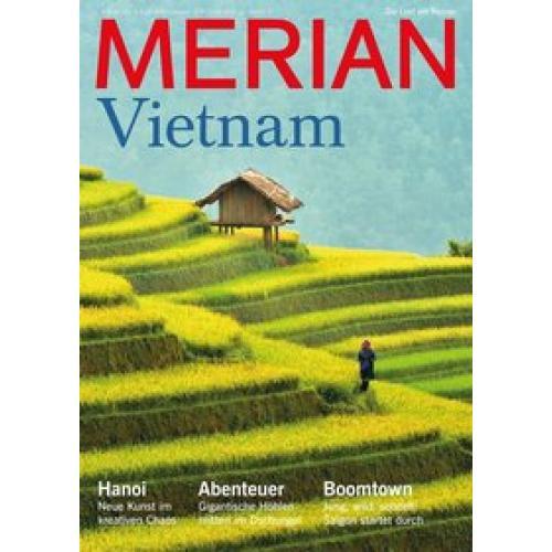 Merian Magazin Vietnam 02/2017