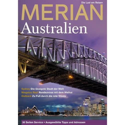 Merian Magazin Australien 01/2012