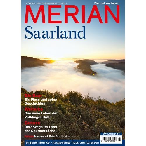 Merian Magazin Saarland 02/2012