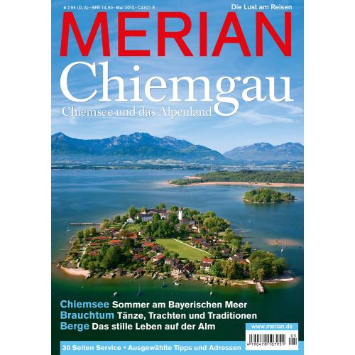 Merian Magazin Chiemgau 05/2012