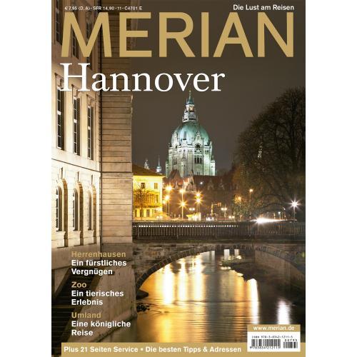 Merian Magazin Hannover 11/2012