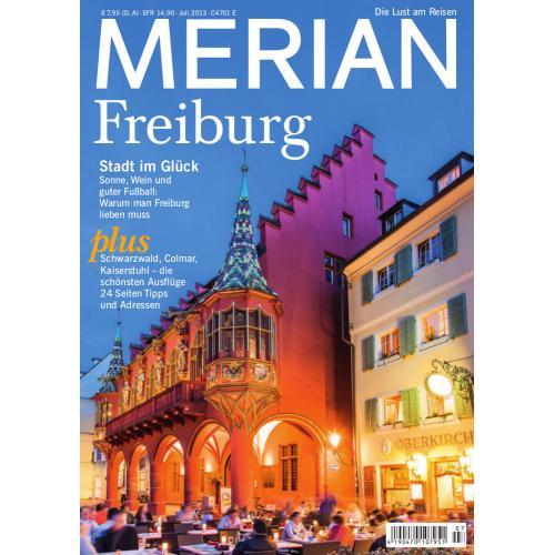Merian Magazin Freiburg 07/2013