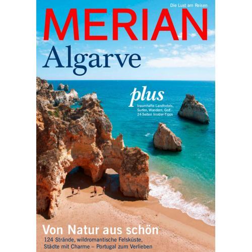 Merian Magazin Algarve 08/2013