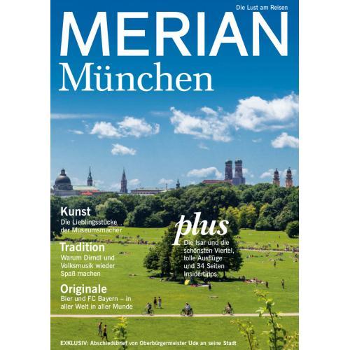 Merian Magazin München 09/2013
