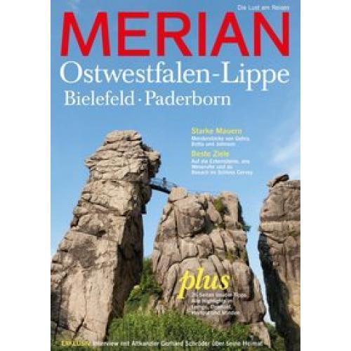 Merian Magazin Ostwestfalen-Lippe Bielefeld Paderborn 04/2014