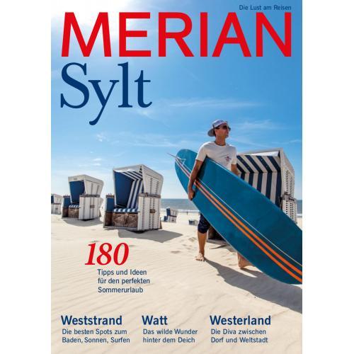 Merian Magazin Sylt 07/2015