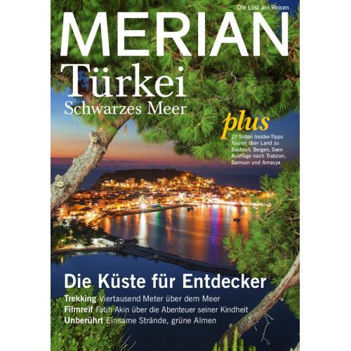 Merian Magazin Türkei Schwarzes Meer 03/2014