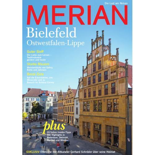 Merian Magazin Bielefeld mit Ostwestfalen-Lippe 04/2014