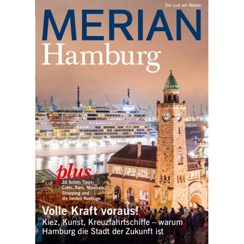 Merian Magazin Hamburg 07/2014