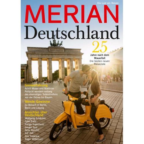 Merian Magazin Deutschland 09/2014