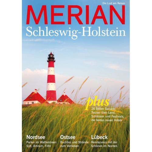 Merian Magazin Schleswig-Holstein 12/2014