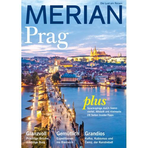 Merian Magazin Prag 02/2015