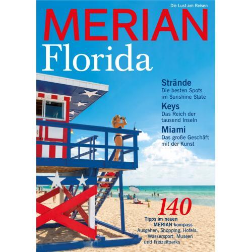 Merian Magazin Florida 12/2015