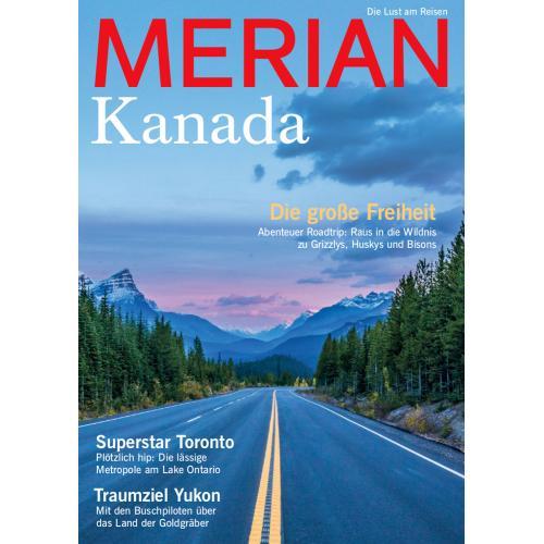 Merian Magazin Kanada 12/2016