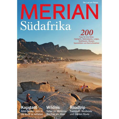 Merian Magazin Südafrika 03/2017