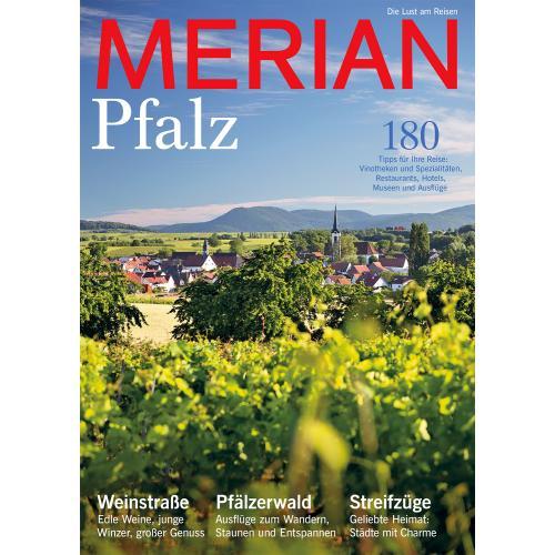 Merian Magazin Pfalz 04/2017