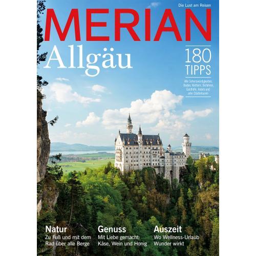Merian Magazin Allgäu 07/2017