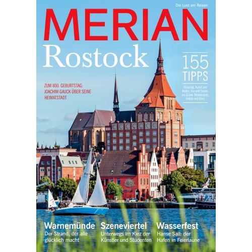 Merian Magazin Rostock 08/2017