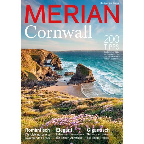 Merian Magazin Cornwall 09/2017