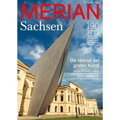 Merian Magazin Sachsen 10/2017