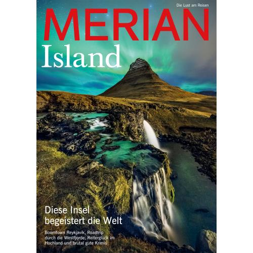 Merian Magazin Island 11/2017