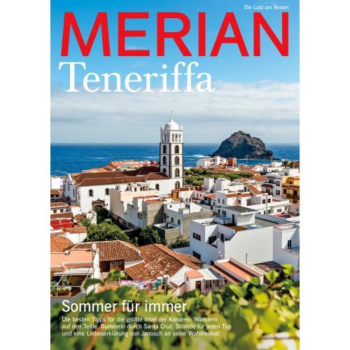 Merian Magazin Teneriffa 12/2017