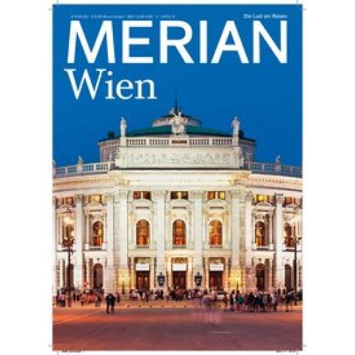 Merian Magazin Wien 02/2018