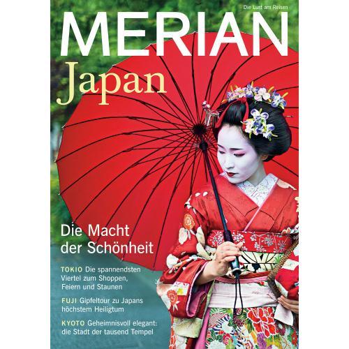 Merian Magazin Japan 03/2018