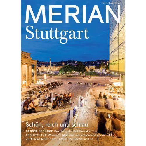 Merian Magazin Stuttgart 04/2018
