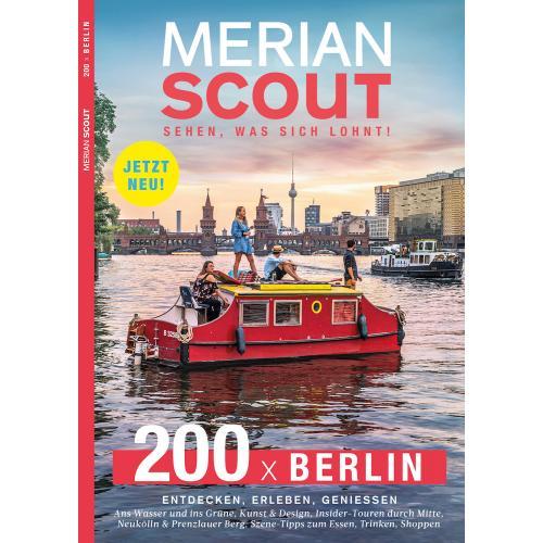 Merian Scout No.08: Berlin 09/2020
