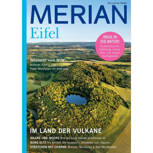 Merian Magazin Eifel 05/2021