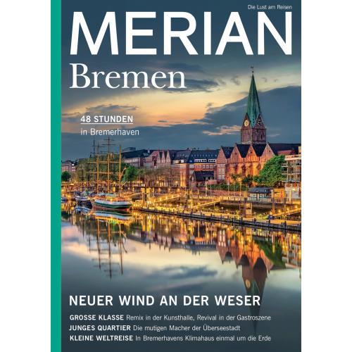 Merian Magazin Bremen 07/2021