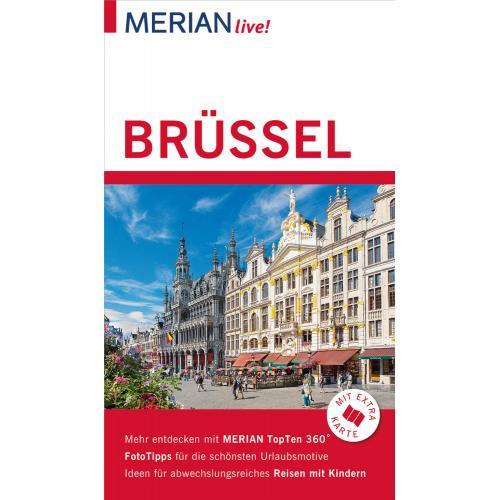 MERIAN live! Reiseführer Brüssel