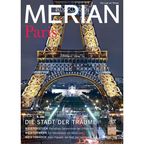 Merian Magazin Paris 05/2019