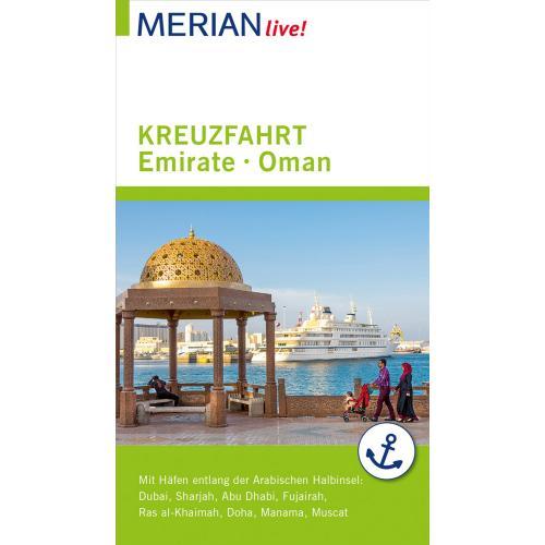 MERIAN live! Reiseführer Kreuzfahrt Emirate