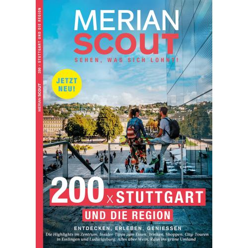 Merian Scout No.06: Stuttgart 03/2020