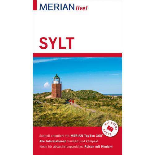 MERIAN live! Reiseführer Sylt