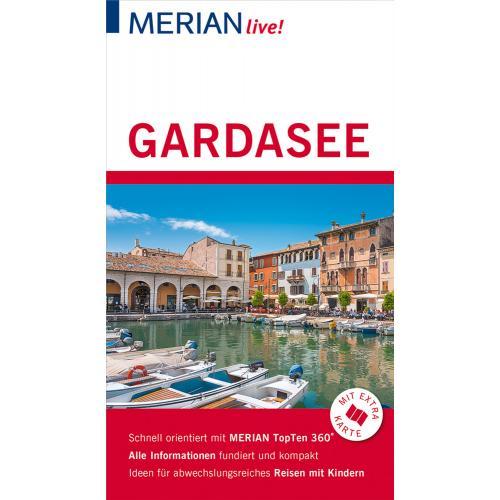 MERIAN live! Reiseführer Gardasee