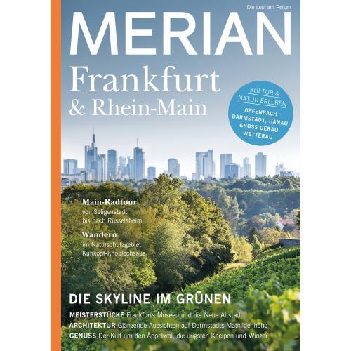 Merian Magazin Frankfurt & Rhein-Main 11/2020