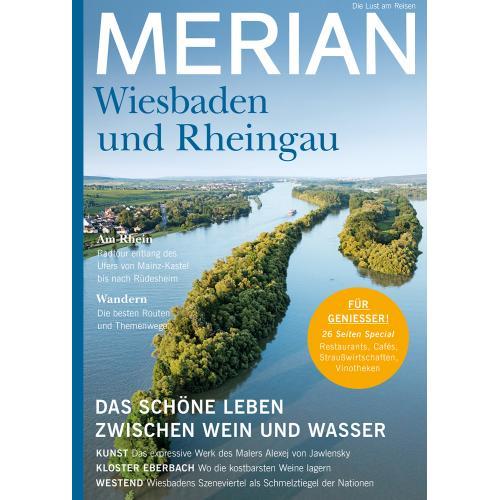 Merian Magazin Wiesbaden und Rheingau 10/2021