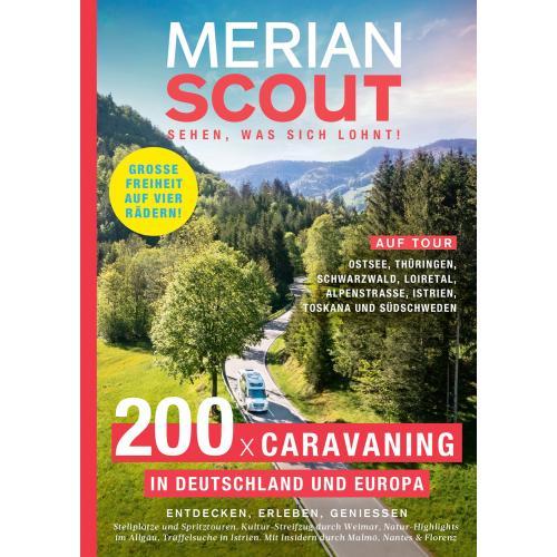 Merian Scout No.11: Caravaning 06/2021
