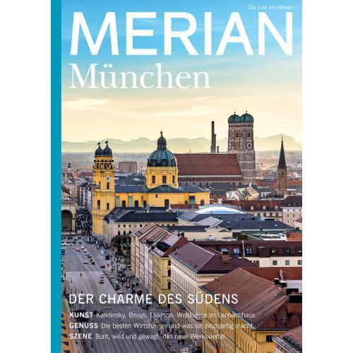 Merian Magazin München 04/2020